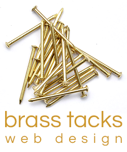 Brass Tacks Web Design ident