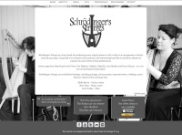 Picture of Schrodinger's Strings' website